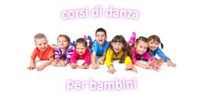 Corsi di danza per bambini a Torino