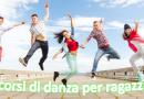 Programma di danza per ragazzi