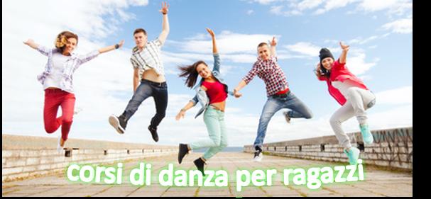 Corsi di danza per ragazzi a Torino
