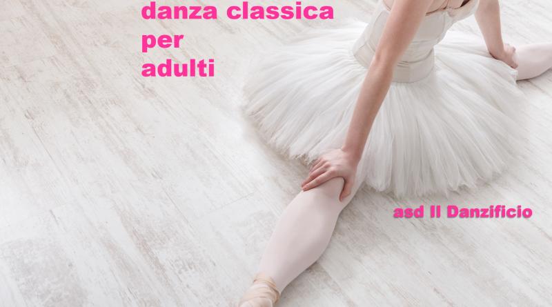 corso di danza classica per adulti a Torino - asd Il Danzificio
