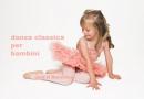 Danza classica per bambini