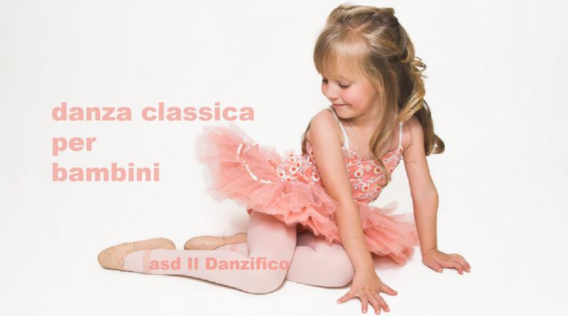 corso di danza classica per bambini a Torino - asd Il Danzificio