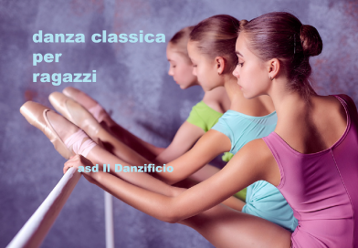 Danza classica per ragazzi