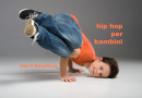 Corso di danza hip hop per bambini