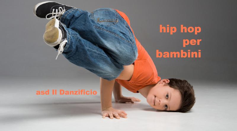 corso di danza hip hop per bambini a Torino - asd Il Danzificio