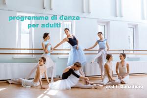 danza per adulti a Torino - asd Il Danzificio