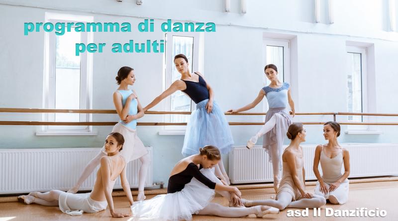 corsi di danza per adulti a Torino
