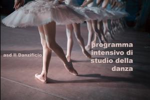 corsi intensivi di danza a Torino - asd Il Danzificio
